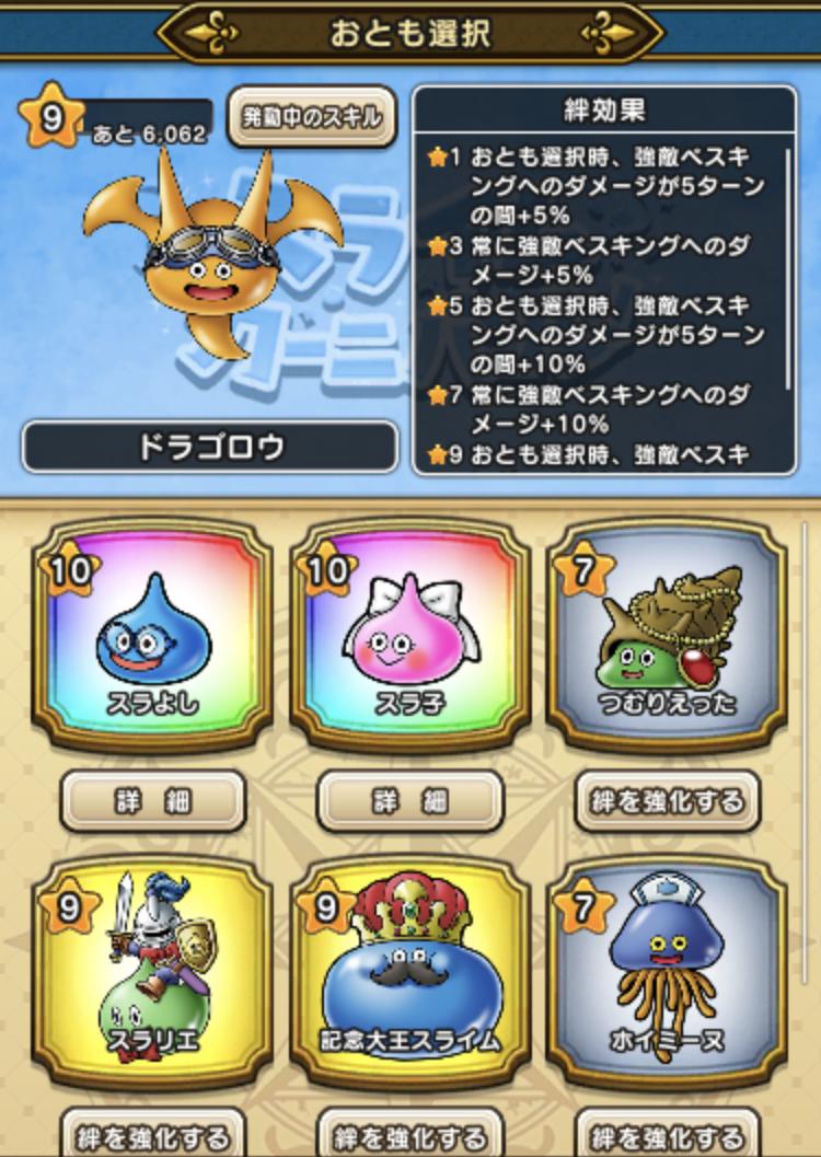 絆レベル6/17-1