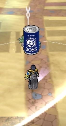 BOSS缶
