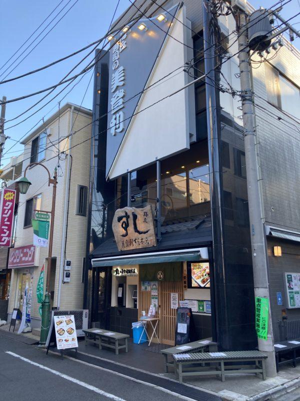 美登利寿司本館